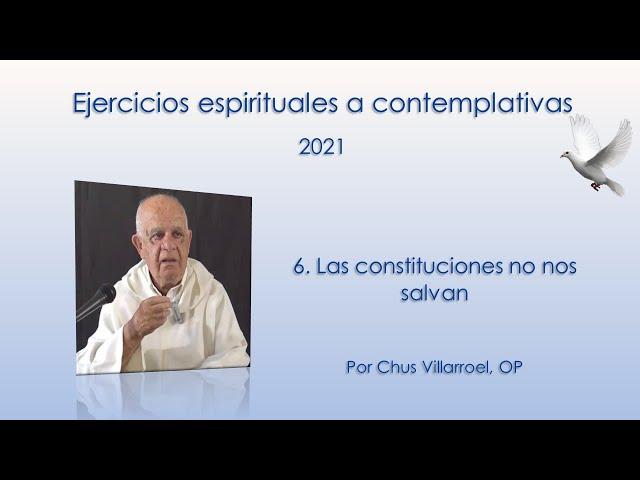 6.Las constituciones no nos salvan