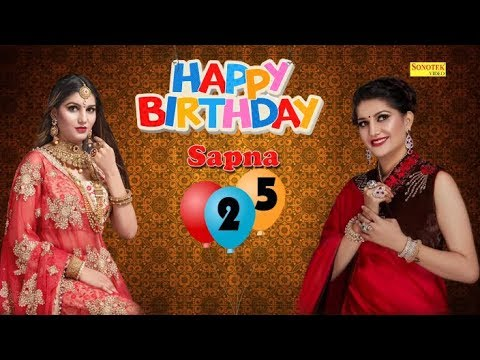 Sapna Chaudhary Birthday Special Haryanvi Song | Sapna Chaudhary | New Haryanvi Song 2018 | Sonotek