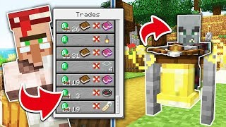 【マイクラ1.14】村人の交易UIが進化!&鐘に追加された新効果とは⁉【マインクラフト】Snapshot 19w13b