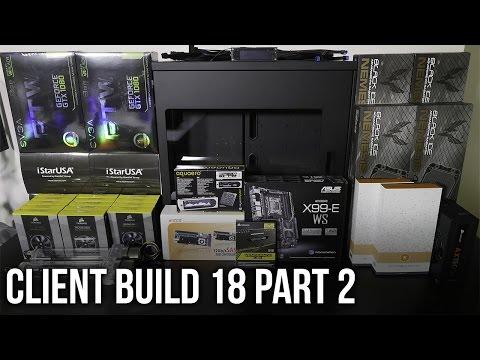 SC Build #18: Extreme Workstation: Part 2