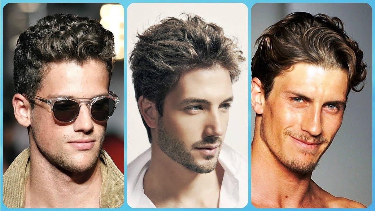 Top 20 modelli 🥇 di taglio di capelli ricci uomo - YouTube