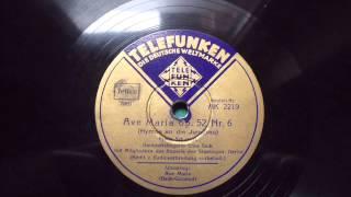 Erna Sack - Hymne an die Jungfrau, AVE MARIA - Schubert