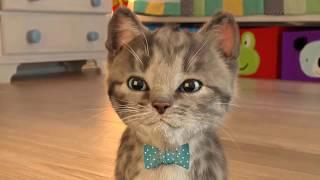 My Little Kitten Pet Care  & Learning Games For Kids
