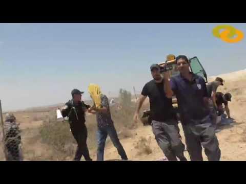 Arrests during protest in Umm al-Hiran