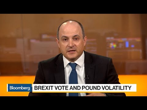 Pound In `Lose, Lose' Situation Amid Brexit Turmoil: Credit Agricole