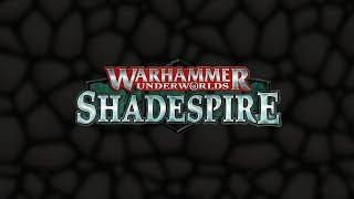 "Настольная игра ""WARHAMMER UNDERWORLDS: SHADESPIRE"". Обзор компонентов // SHADESPIRE unboxing"