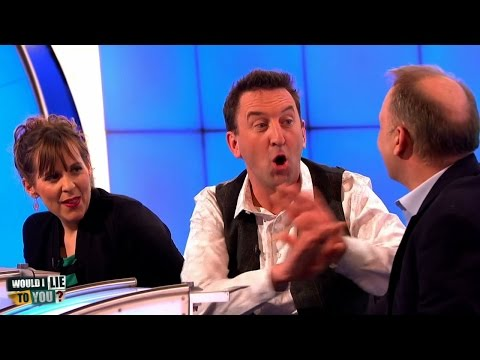 Lee Mack Clears Things Up  - Would I Lie To You?