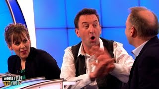 Lee Mack clears things up - Would I Lie to You? [HD][CC]