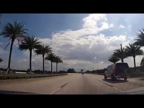 Driving from Zephyrhills to I75 in Tampa, FL