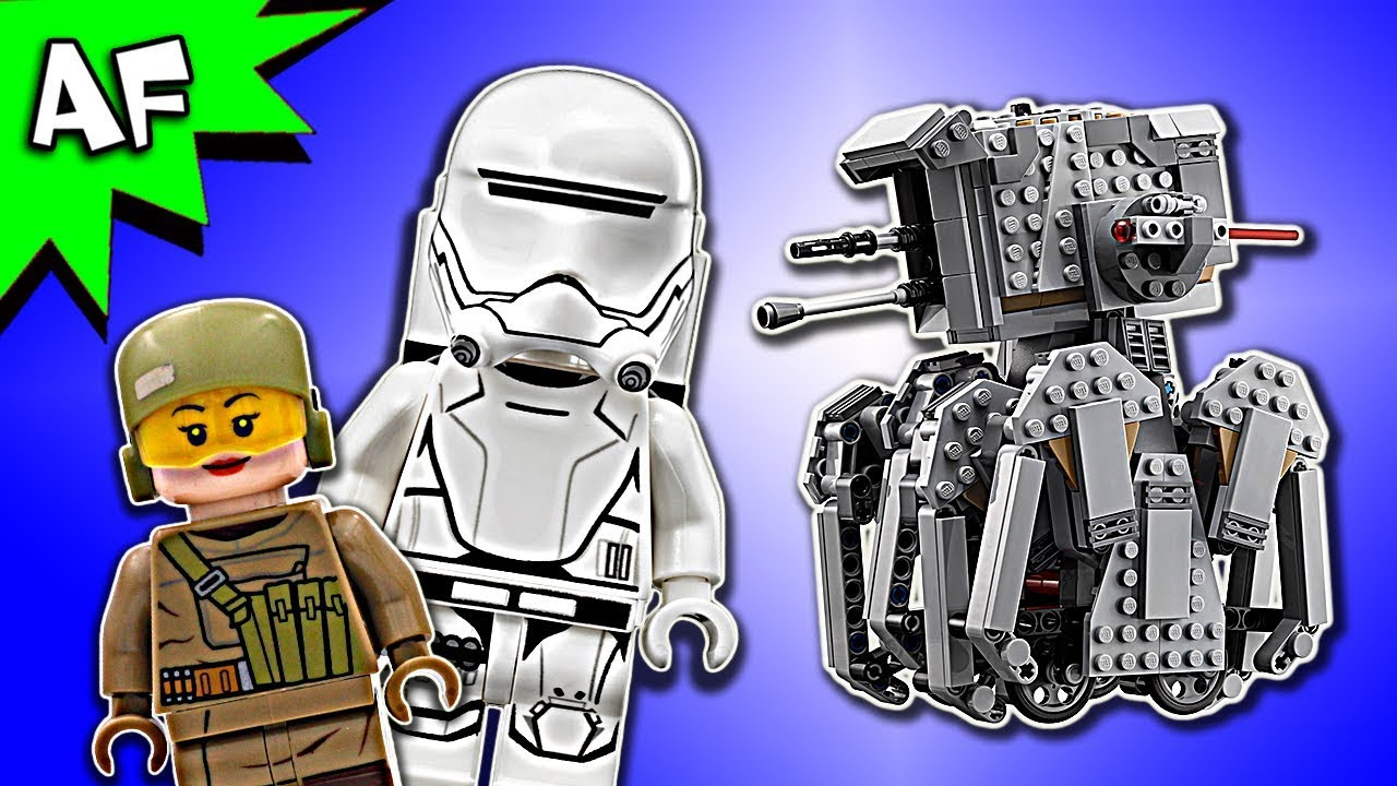 First Order Gunner  *NEW* from set 75177 The Last Jedi Lego Star Wars