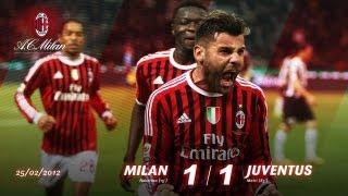 Milan-Juventus 1-1