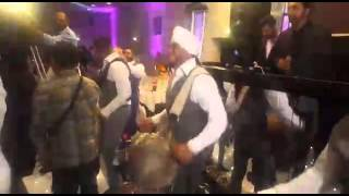 Ministry of Dhol - August 2015. Drummers - Daljit, Prithpal & Pav