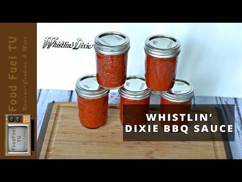 Whistlin' Dixie BBQ Sauce