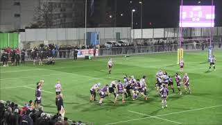 Dave Markham Rouen Normaide Rugby hl