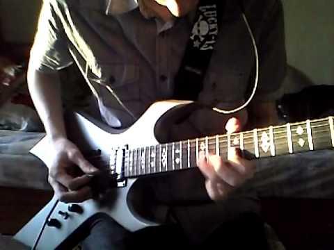 Misfit angel fuck guitar