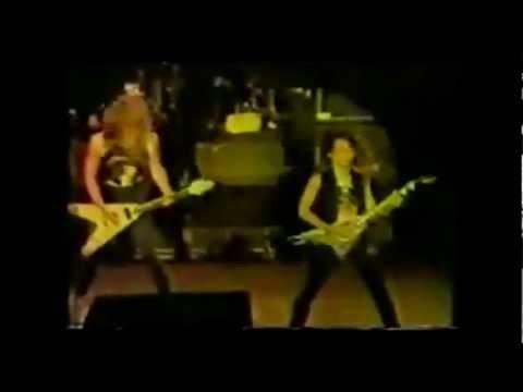 Metallica - Seek and Destroy - Live 85 - Cliff 'em All (720p) HD