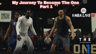 Nba Live 18 Part 1 The One Journey PrimeStyle