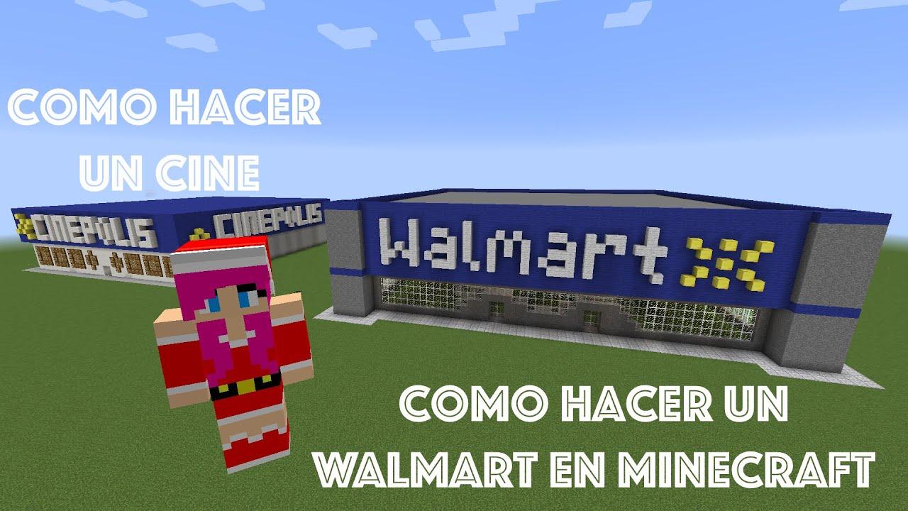 Images of Minecraft Walmart By Yazur - #CALTO