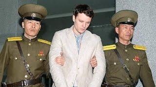 La Corée du Nord condamne un étudiant américain à 15 ans de travaux forcés