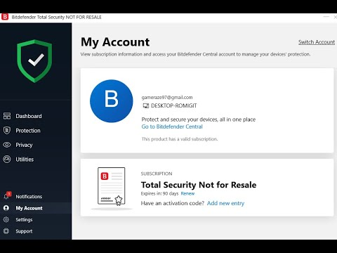 How To Get Bitdefender Total Security 2020 Free And Legally