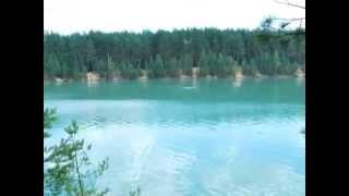 Шацкие озера - небесно-голубая бирюза...(Шацкие озёра (укр. Шацькі озера) — группа из более 30 озёр в Любомльском и Шацком районах Волынской области,..., 2015-08-25T05:21:45.000Z)