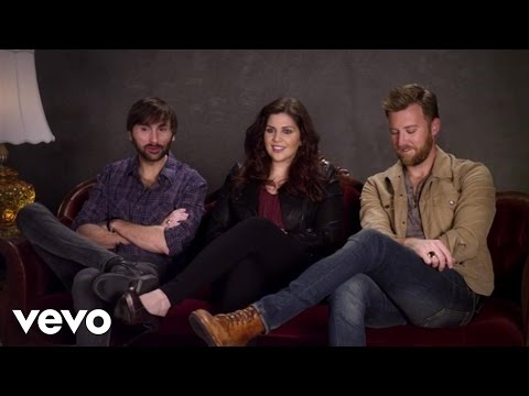 Lady Antebellum - Downtown (Commentary)