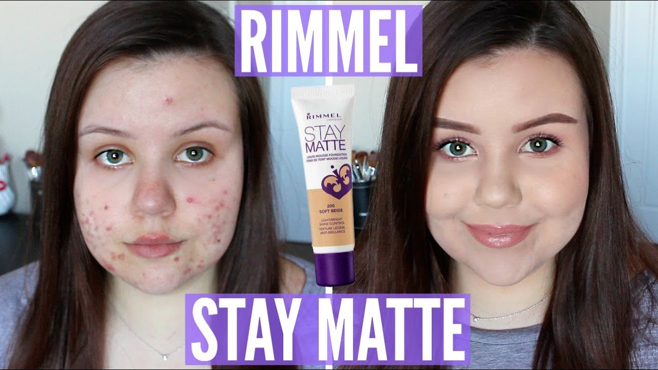 First Impressions | Rimmel Stay Matte Foundation (Oily ...