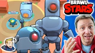 Brawl Stars: Easy Robo Rumble Strategy - This is how to progress fast