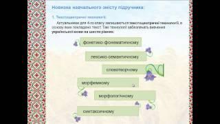 А.І.Мовчун. Особливості навчання української мови у 4 класі