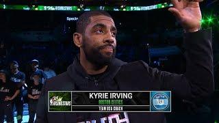 2019 NBA Rising Stars Game Player Introductions | Team World vs Team USA