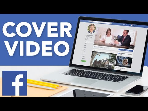 Facebook Cover Video For Business Page - How To Upload Facebook Cover Video