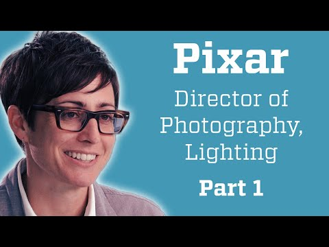 DP for Lighting Danielle Feinberg on Working at Pixar