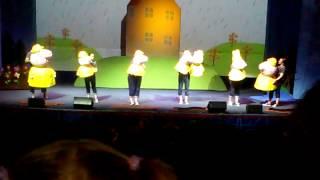 видео Новый год со Свинкой Пеппой, Москва - «Пеппа для совсем маленьких»
