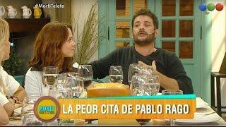 La dura anécdota de Pablo Rago - Morfi