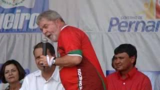 Lula em Salgueiro-PE