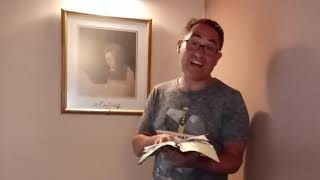 Mensaje 10.05.2020. Jonathan Serrano. Lucas 10:25-37