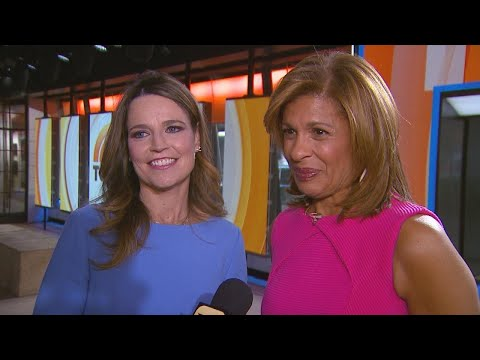 Hoda Kotb Received Text From Matt Lauer After 'Today' tion Exclusive