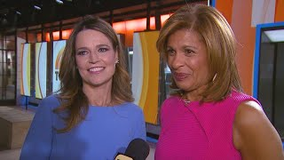 Hoda Kotb Received Text From Matt Lauer After