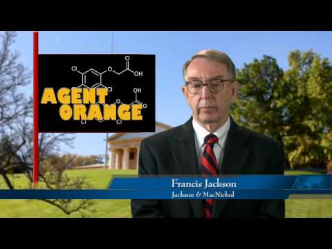 What are the symptoms of Agent Orange? │ Jackson & MacNichol