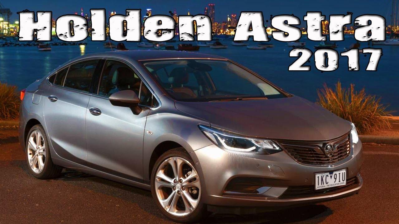 New Opel Astra 2017 >> New 2017 Holden Astra Sedan - YouTube