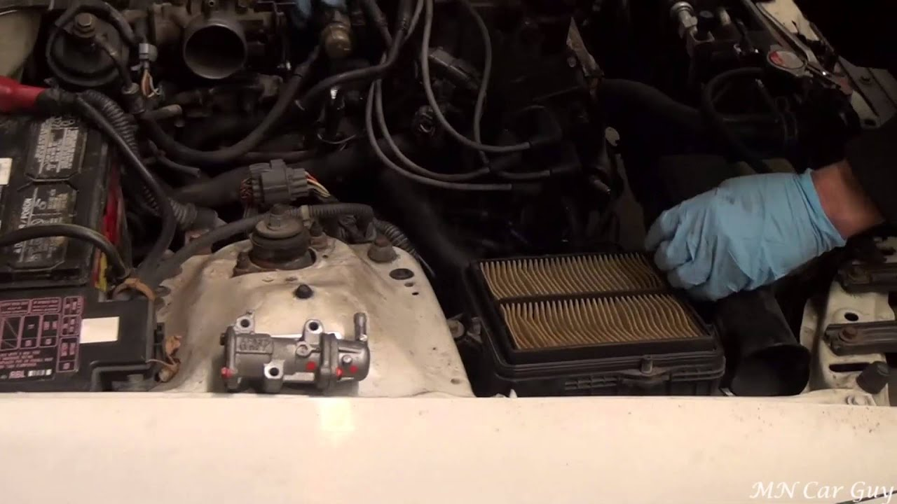 95 Honda Civic Fluctuating Idle Fix Fitv Adjustment Youtube 99 Ex Fuse Box Cover