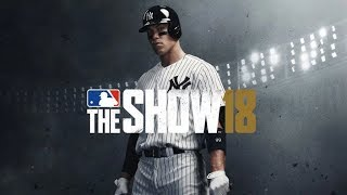 WE COMPLETED THE CYCLE IN OUR FIRST GAME! - MLB The Show 18 Road To The Show