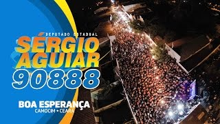 Sérgio Aguiar 90888 - Reunião Boa Esperança (Camocim - Ce)
