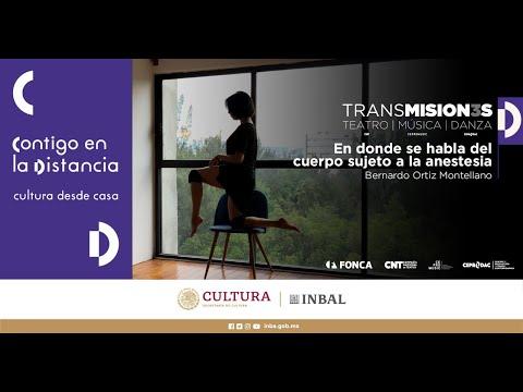TRANSMISION3S: Donde se habla del cuerpo sujeto a la anestesia, de Bernardo Ortiz de Montellano