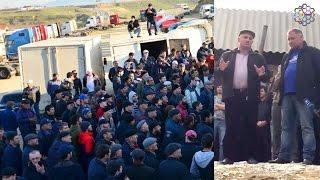 Дальнобои в Дагестане предупреждают Бажутина и ОПР