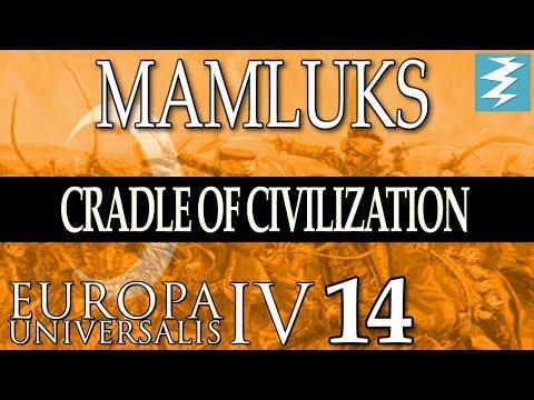 ROYAL COUP!!! [14] - MAMLUKS - Cradle of Civilization on EU4 Paradox Interactive