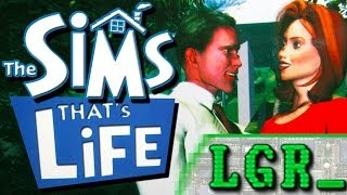 LGR - The Sims: That's Life Review