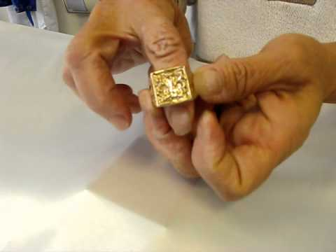 14kt Gold 2 Lions Facing 10 Commandments Now In 925