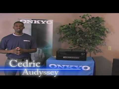 ONKYO How-To Series: Audyssey