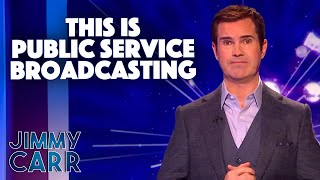 Donald Trump, Covid & More   JIMMY'S JOKES From The Big Fat Quiz Of 2020   Jimmy Carr
